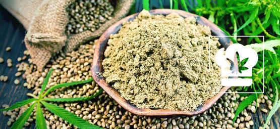 Comment faire de la Farine de Cannabis