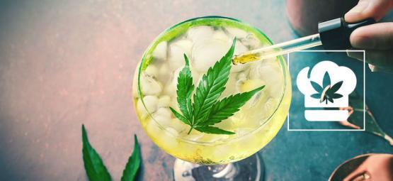 Cocktails au cannabis pour un monde moins alcoolisé