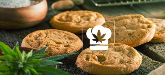Recette - Cookies Coco Beurre de Cacahuète au Cannabis