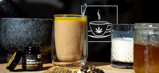 Comment faire du thé Chai au cannabis