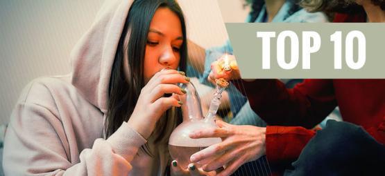 Les 10 Meilleures Façons De Fumer Du Cannabis
