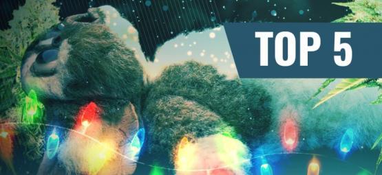 Top 5 Des Films de Noël Pour Fumeurs de Joints 2020