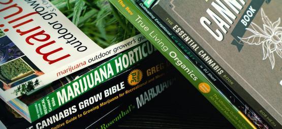 Les meilleurs livres sur la culture du cannabis