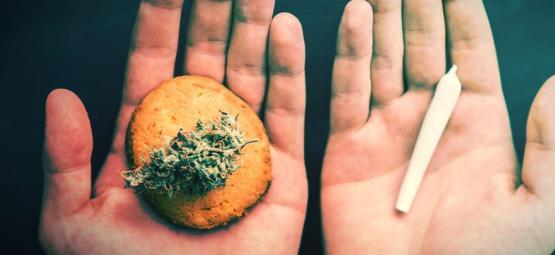 7 Façons De Consommer Du Cannabis Sans Le Fumer
