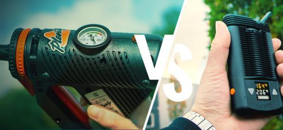Différence Entre Vaporisateur Portable Et Vaporisateur Fixe