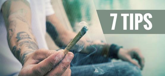 7 Conseils Pour Fumeurs De Cannabis Débutants
