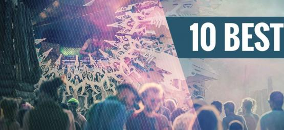 Les Meilleurs Artistes De Musique Psytrance - 10 Numéros Représentant Le Passé, Le Présent Et Le Futur.
