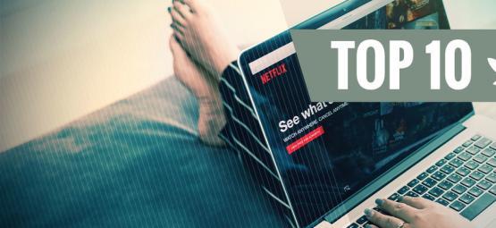 Top 10 Des Séries Netflix À Regarder Défoncé