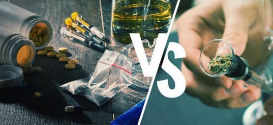 La Classification Des Drogues Dures Et Douces