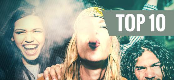 Top 10 Des Variétés De Cannabis Provoquant Des Rires Incontrôlables