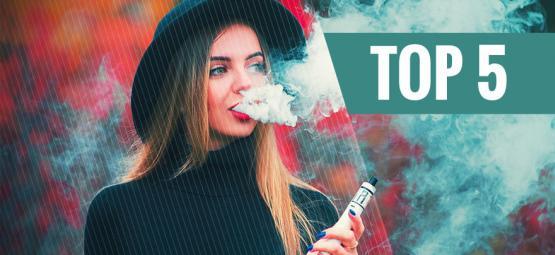 Top 5 Des Vaporisateurs Pour Concentrés De Cannabis