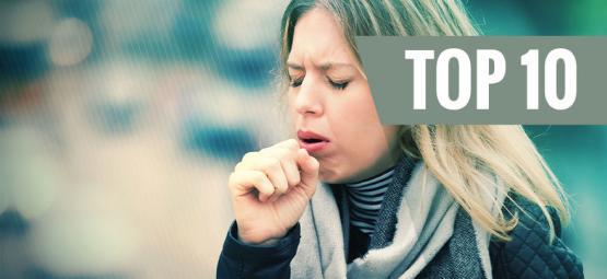 Top 10 Des Conseils Pour Apaiser La Toux Du Fumeur