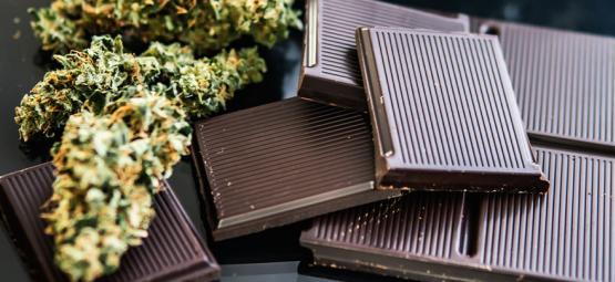 Pourquoi Le Chocolat Et Le Cannabis Vont-Ils Si Bien Ensemble?