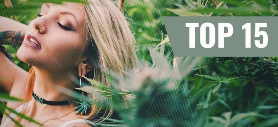 Top 10 Des Filles De La Weed Sur Instagram