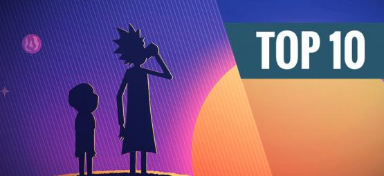 Top 10 Des Raisons Pour Lesquelles Rick Et Morty Est La Meilleure Série De Stoner De Tous Les Temps