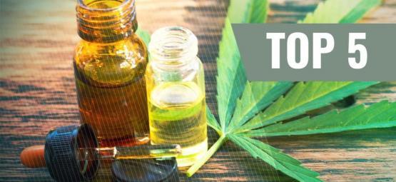 Top 5 Des Extractions De Cannabis Préférées
