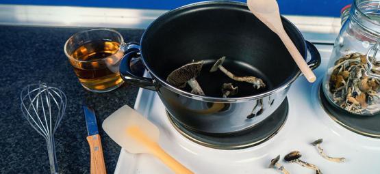 Comment Utiliser Les Champignons Magiques En Cuisine