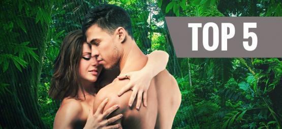 Les 5 Meilleurs Aphrodisiaques Des Forêts Humides
