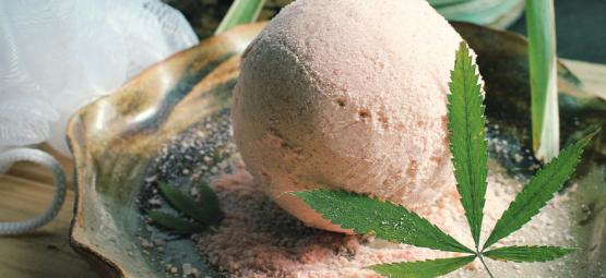 Comment Faire Des Bombes De Bain Au Cannabis