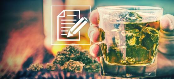 À La Recherche D'Une Drogue Passerelle — Cannabis Vs Alcool