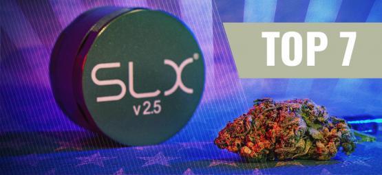 7 Produits Incontournables Lié Au Cannabis Venant Des États-Unis