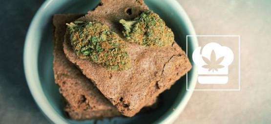 Comment Faire Des Brownies À l'Herbe