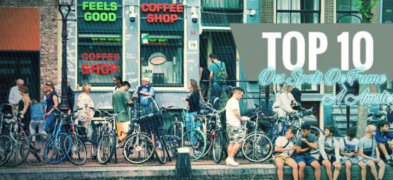 Top 10 Des Endroits Où Fumer À Amsterdam