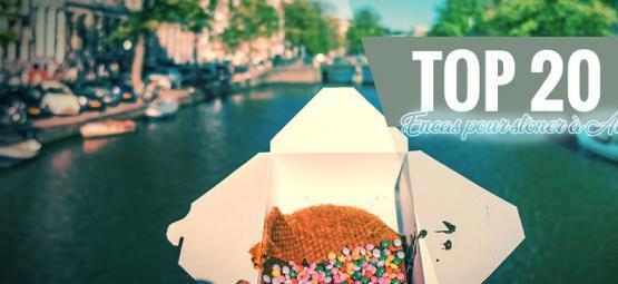 Top 20 Des Snacks Pour Stoner À Tester À Amsterdam