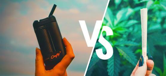 Quelle Est La Différence Entre Un High En Fumant Ou En Vaporisant
