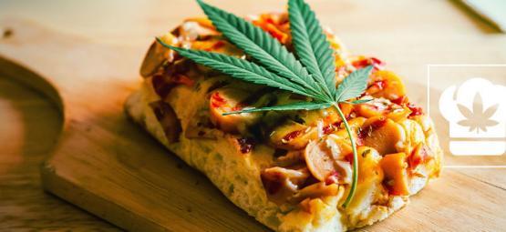Comment faire de la pizza au cannabis !