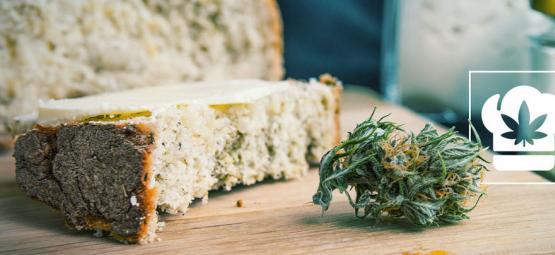 Cuisiner à l'herbe : comment faire du pain au cannabis