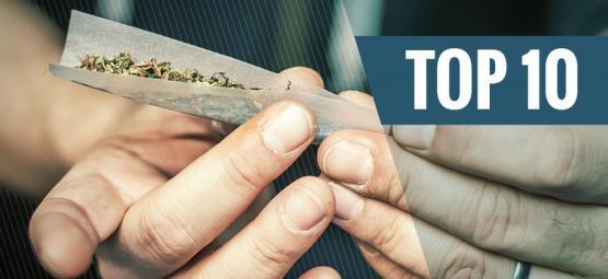 Les 10 Meilleures Alternatives Au Tabac Pour Les Joints