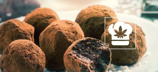 Comment faire des truffes au chocolat au cannabis