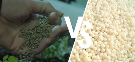 Quelle Est La Différence : Engrais Synthétiques Ou Naturels