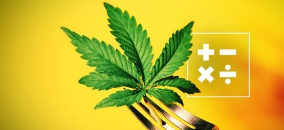Comment calculer la force en THC des produits comestibles