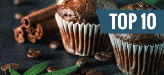 Nos 10 meilleures recettes inhabituelles au cannabis