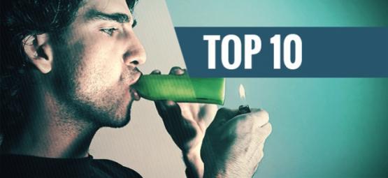 Les 10 « Drogues Légales » Les Plus Bizarres