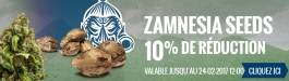 10% Réduction Zamnesia Seeds