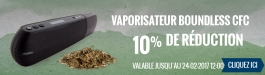10% Réduction Boundless CFC