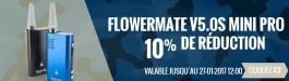 10% Réduction Flowermate V5.0S Mini Pro