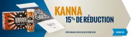 15% Réduction Kanna