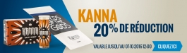 20% Réduction Kanna