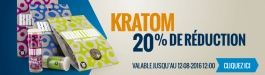 20% Réduction Kratom